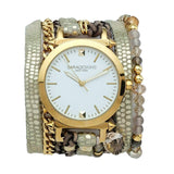Lil Crystal Wrap Watch Collection Sara Designs