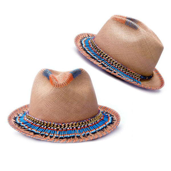 Olli Natural Diamond Panama Hat Collection