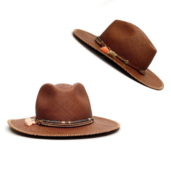 Paloma Sahara Monticristi Hat Panama Hat Collection