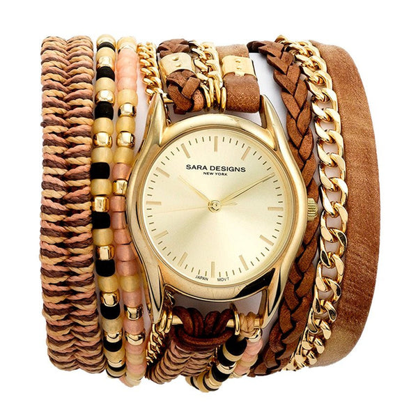 Paloma Wrap Watch Sara Designs