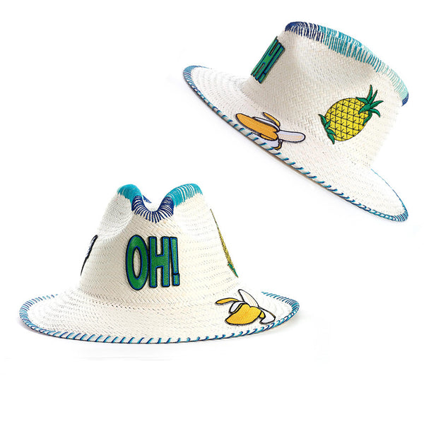 PATCH OH HAT