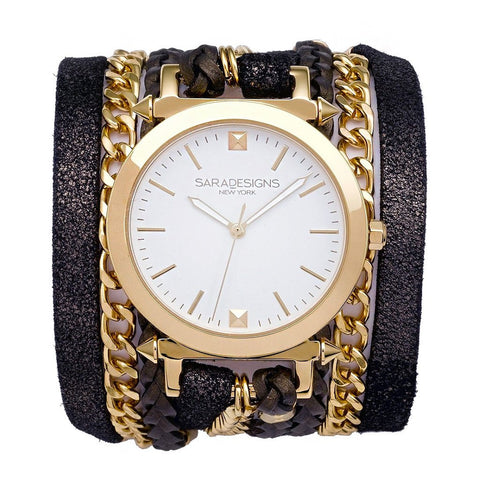 URBAN CLASSIC CREAM WRAP WATCH
