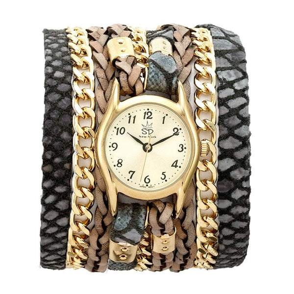 Urban Little Cobra Wrap Watch Sara Designs