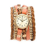 Urban Little Coral Wrap Watch Sara Designs