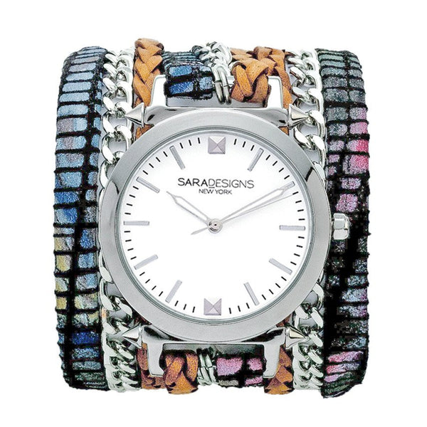 Urban Spike Candy Wrap Watch Sara Designs