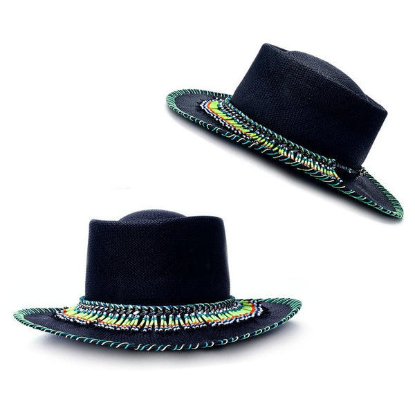 Zuma Black Matador Panama Hat Collection