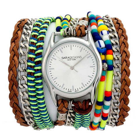 MIRAMAR WRAP WATCH