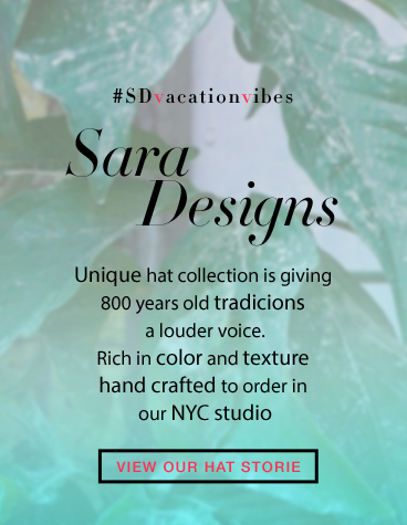 Sara Designs Hats Collection