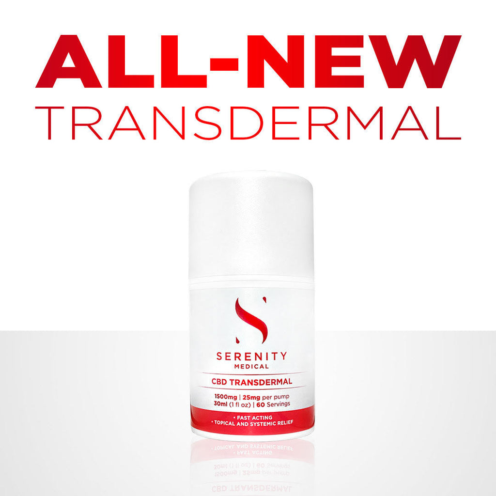 Transdermal Lotion 1500 MG