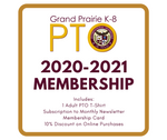 Load image into Gallery viewer, 2020-2021 ILTXGPK8 PTO Membership