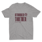 Load image into Gallery viewer, Stronger Together Heather Grey Spirit Shirt