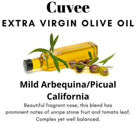 California Cuvee Single Varietal Olive Oil