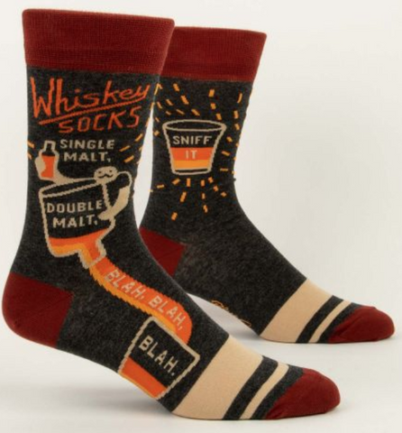 Socks Whiskey  Mens 7-12
