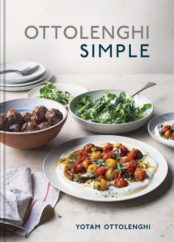 Ottolelenghi Simple Cookbook