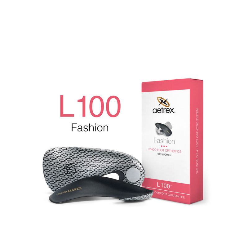 Aetrex | Women's Fashion Orthotics L100W (Medium/High Arch)