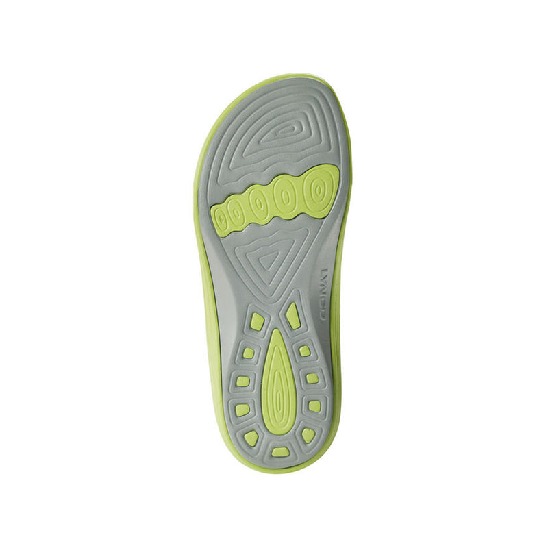 Aetrex | Women's Maui Orthotic Flips Lime
