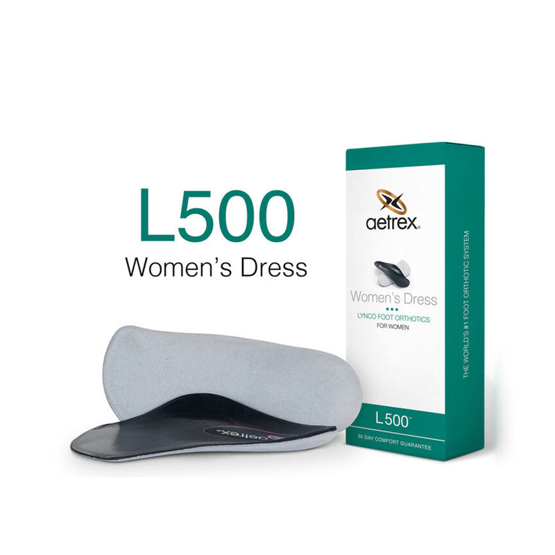 Aetrex | Women's Dress Orthotics L500W (Medium/High Arch)