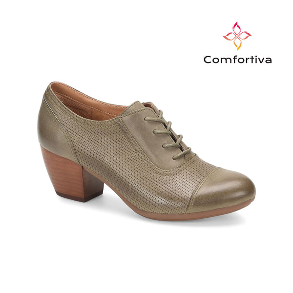 Comfortiva | Angelique Pale Olive