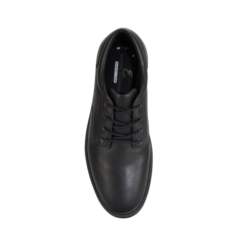 Emerils Footwear | Mens West End Black