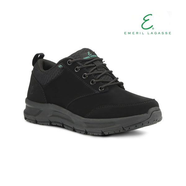 Emerils Footwear | Womens Quarter Nubuck Black