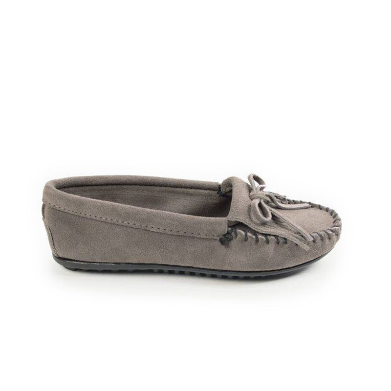 Minnetonka Moccasin | Kilty Grey