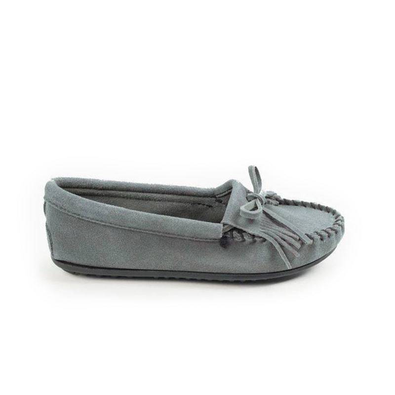 Minnetonka Moccasin | Kilty Storm Blue