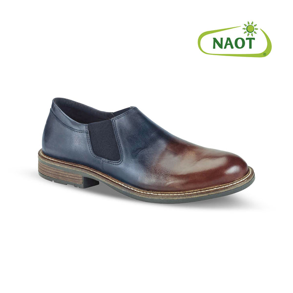 Naot | Director Ink Brown Leather