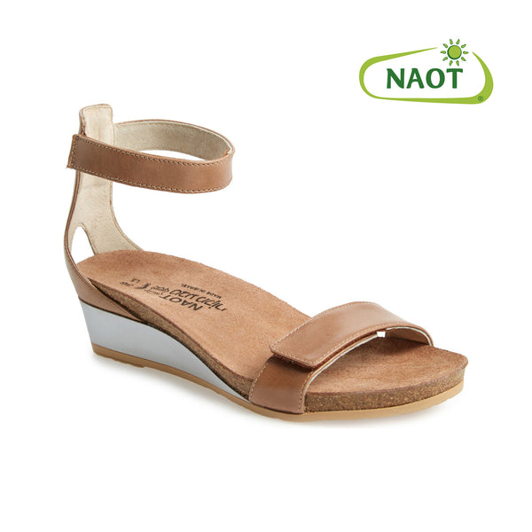 Naot | Pixie Maple Brown/Latte Brown/Mirror