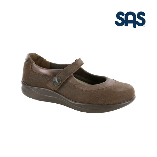 SAS | Step Out Brown