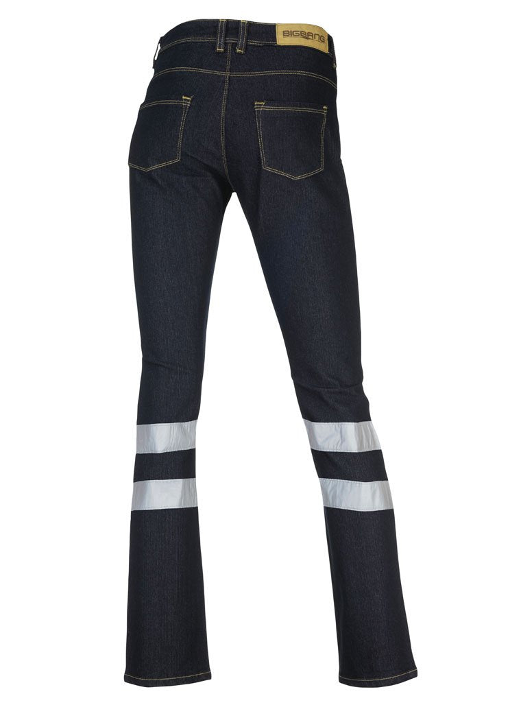 Pantalon Roughtek Reflejante Uniq Uniformes