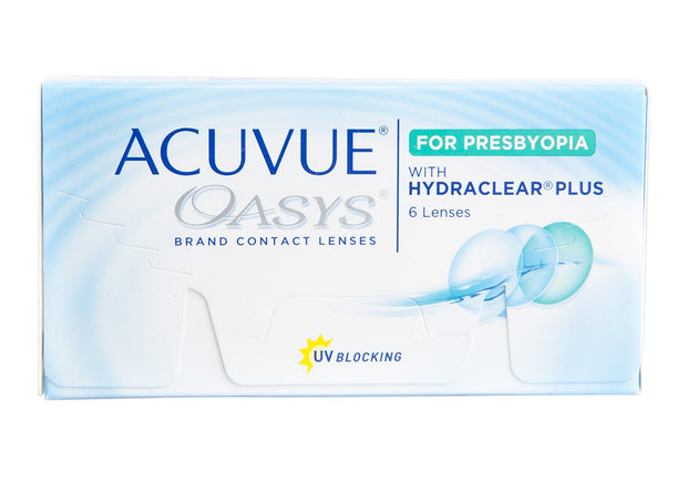 Acuvue Oasys for Presbyopia - 6 Pack