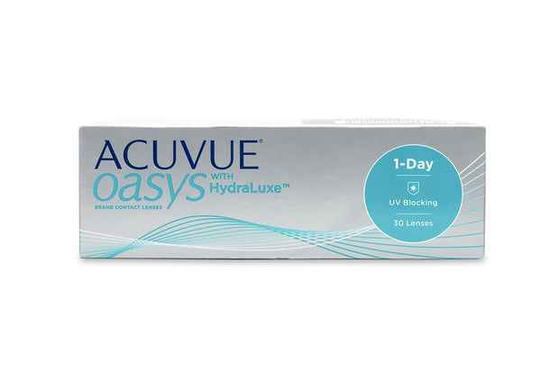 ACUVUE OASYS 1 DAY - 30 Pack