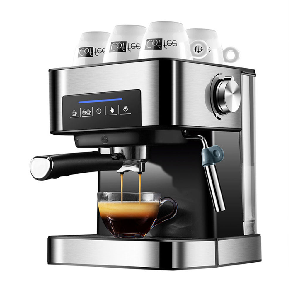 Espresso Coffee Maker With Steam Function