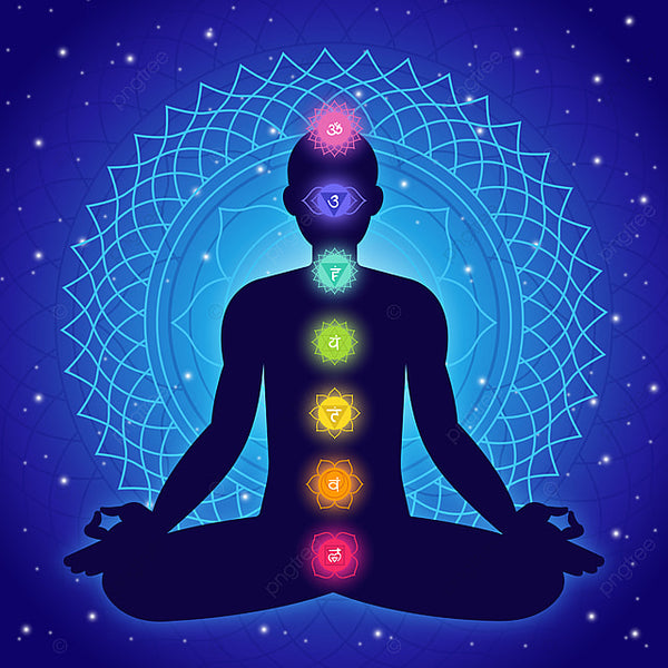 The 7 Main Chakras Information