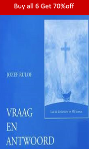 Question and Answer by - Jozef Rulof (Book12)(English)