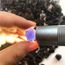 Load image into Gallery viewer, 100g Natural Raw Rough Iolite Crystal Water Sapphire