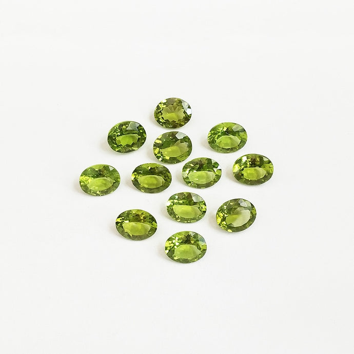 3 * 4 MM  Natural Peridot