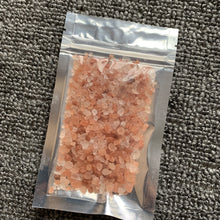 Load image into Gallery viewer, 3-5mm HIMALAYAN COARSE CRYSTAL PINK SALT GOURMET KOSHER NATURAL PURE