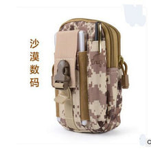 Load image into Gallery viewer, High Quality Tactical Waist Pack Belt Bag