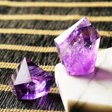 Load image into Gallery viewer, 1PC Natural Amethyst Wand Quartz Crystal