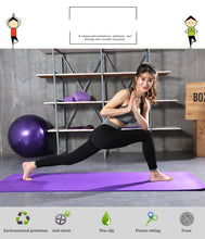 Load image into Gallery viewer, Hot 10mm Lengthened NBR Yoga Mat