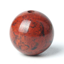 Load image into Gallery viewer, Natural Stone Beads Red Blood Jasper Gemstone