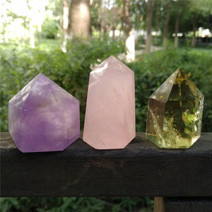 3PCS Crystal sets