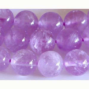 3-18mm Natural Amethyst Necklaces
