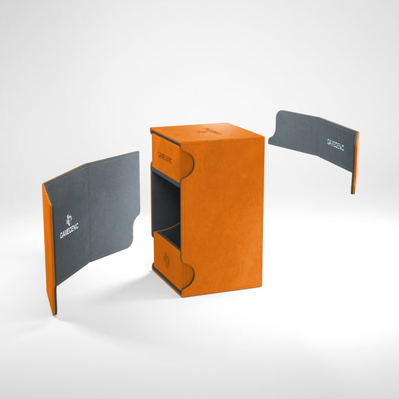 Gamegenic Deck Box Watchtower 100+ Orange