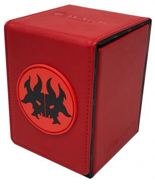 Ultra Pro Deck Box Alcove Magic the Gathering Guilds of Ravnica - Rakdos