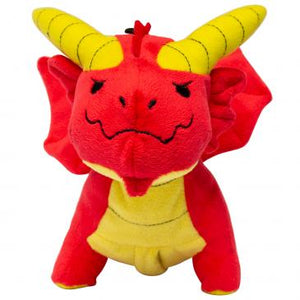 Ultra Pro Dungeons and Dragons Plush Gamer Pouch Red Dragon