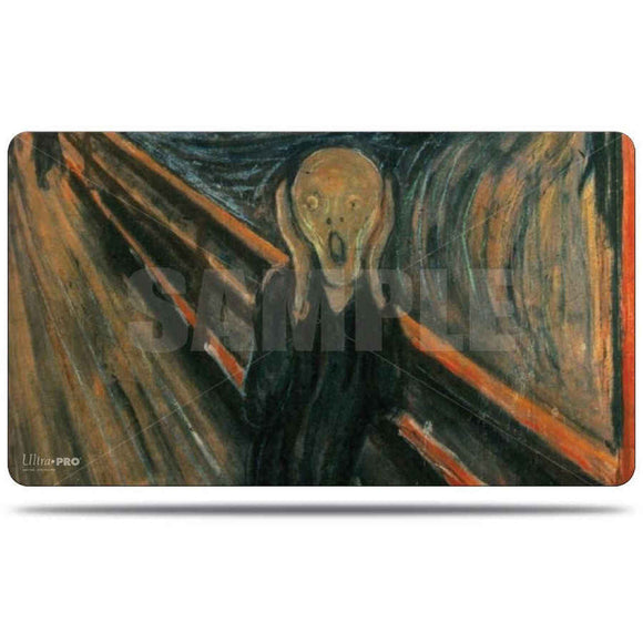Ultra Pro Play Mat Fine Art The Scream