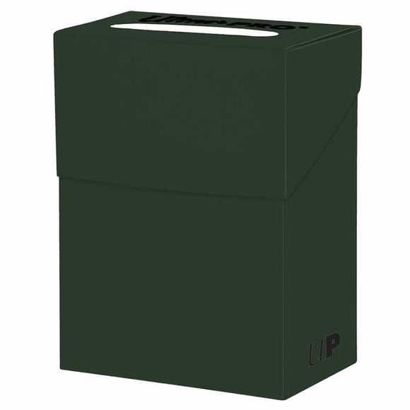 Ultra Pro Deck Box - Forest Green
