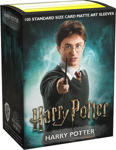 Harry Potter - Dragon Shield 100ct Box Deck Protector *Preorder* (Harry)
